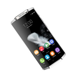 Wholesale Tri Sim Android 3g Smartphone - Original Oukitel K10000 Smartphone MTK6735P Quad Core 10000MAH Battery Android 6.0 Mobile Phone 5.5 inch 2G 3G 4G Cellphone