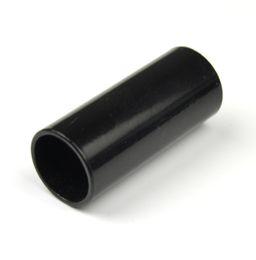 2019 комплект для педали diy Нержавеющая сталь гитара строка слайд палец трубка черный 52 мм / 2 дюйма