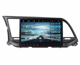 "Wholesale Touch Dvd Elantra - Octa Core 2 din 10.1"" Android 6.0 Car Audio DVD GPS for Hyundai Elantra 2016 With 2GB RAM Radio Bluetooth WIFI 32GB ROM USB DVR Car DVD"