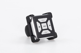 Coche teledirigido del volante online-Bluetooth Handfree Car Kit MP3 Media Remote Button FM Transmisor Volante de control remoto para la motocicleta del coche Bike
