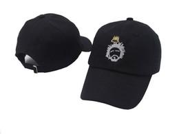 Wholesale Cole For Men - Born Sinner Custom Unstructured Dad Hat Cap J Cole TDE Nation New-White w  Gold Sinner Crown cap for men women bone baseball cap