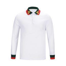 Wholesale Polo Club - Gcbc2017 perfect men beauty club sand long sleeves polo shirt M ---- 2XL