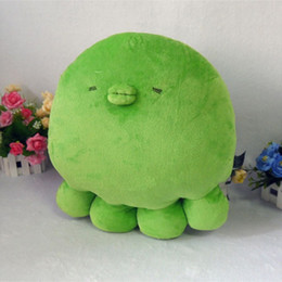 Wholesale Kirino Kousaka - Ore no Imoto ga Konna ni Kawaii Wake ga Nai Kousaka kirino green octopus pillow 100% Handmade Plush Toy Cosplay Props