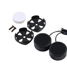 Wholesale Mini Auto Speaker - Universal High Efficiency 2x Car Mini Dome Tweeter Loudspeaker Loud Speaker Super Power Audio Auto Sound hot selling