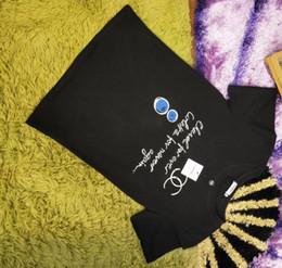Wholesale Woman Ch - 2018 new High-quality women's Skateboards love t-shirts Blue eyes T Shirt pure cotton Hip Hop ch T-Shirt Harajuku style Tee Tshirt