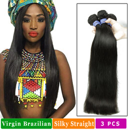 Wholesale Indian Hair Best Quality - Brazilian Wave Hair Weaves Best Quality Virgin Human Hair Extensions Peruvian Malaysian Cambodian Brazilian Human Hair Weaves