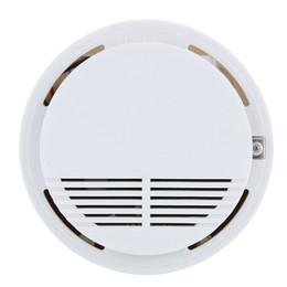 Gas Detektor Lcd Rauch Sensor Feuer Alarm Detektor Unabhängige Rauch Alarm Sensor Für Home Office Sicherheit Photoelektrische Analysatoren Gas Analysatoren
