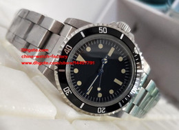 Wholesale Classic Vintage Watches - Luxury High Quality Watch BP Factory Maker Asia 2813 Movemen 40mm Classic Vintage 5513 Sapphire Glass Mechanical Automatic Mens Watches