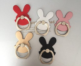 Wholesale Unique Rings For Cheap - Metal Ring Phone Holder Stand Cheap Unique Cute Cell Phone Ring Holder Fashion for iPhoneX iPhone X 8 Plus Universal Cell phone Holder