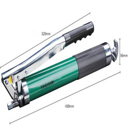 Hochleistungsrohre online-Auto-Doppelhebel-manuelle Öl-Rohr-Pistolen-Griff-Stahlfettpresse-Hochleistungsqualität 10000 PSI Freies Verschiffen