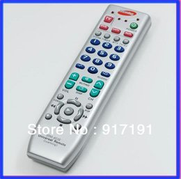 Wholesale Universal Vcd - Wholesale- 1 PC Universal Learning Remote Control for TV VCD DVD VCR