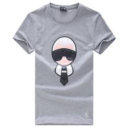 Wholesale New Nail Trends - 2017 New Fashion Brand Very cool man Manual nailing short sleeves T Shirt Men Trend Casual Men T-Shirt Cotton T Shirts