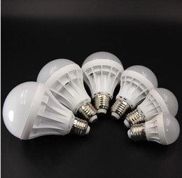 Wholesale High Lumen Smd Led - LED bulbs 110V 220V E27 High Lumen Lampada LED Lamp E27 SMD 5730 Bombillas Led Lights 3W 5W 7W 9W 12W 15W 20Wled spotlight wall Candle Downl
