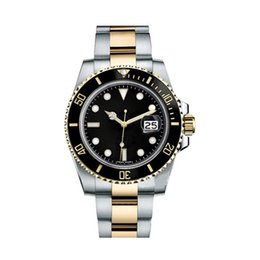 Wholesale self factory - AAA UR Factory Top Luxury Brand Mens Mechanical Stainless Steel Automatic Movement Watch Sports Self-Wind Watches Gold Wristwatch