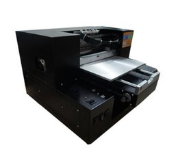 Wholesale Printers A3 - A3 UV Printer Smallest UV Flatbed Printer For Phone Cover Phone Case Printing