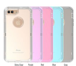Wholesale Case Iphone Vip - Wholesale-VIP Price Thin Soft TPU Phone Cases Transparent Clear card proket cases For Iphone 6 6s 6splus 7 7plus with opp bags