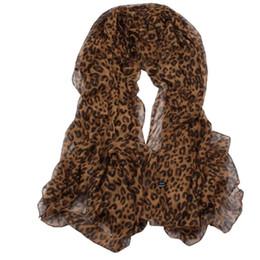 2019 lange chiffon schals großhandel Großhandels- Ausgezeichnete unterschiedliche Art-Frauen-lange weiche Schals seidige Chiffon- Verpackungs-Schal-Schal-Schönheit rabatt lange chiffon schals großhandel