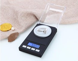 Wholesale Precision Bathroom Scales - 20g   0.001g Digital Electronic Scale Multifunctional Laboratory Medical High Precision Electronic Balance Scales Jewelry Scales