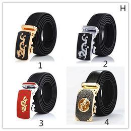 Wholesale Wholesale Designer Belts For Women - Men Belt Designer Genuine Leather Strap Male Belt For Men Girdle Wide Waistband ceinture masculino Wholesale retail automatic buckle belt
