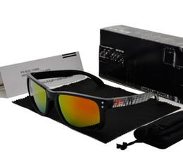 2019 radfahren radar Brand Design Cycling Angeln Sonnenbrille 9102 New Fashion Design RADAR EV für Männer Frauen Sport Brillen oculos de Sol mit freiem Kasten rabatt radfahren radar