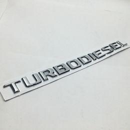 Argentina Vierta Mercedes Benz W463 W140 W124 Turbodiesel lettrage emblème arrière marque tronc turbo diésel logo autocollants Suministro