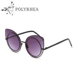 2019 óculos de sol esportivos sexy 2018 cat eye mulheres óculos de sol retro olho de gato sexy óculos de sol uv óculos de proteção do esporte do vintage retro eyewear com caixa e casos desconto óculos de sol esportivos sexy