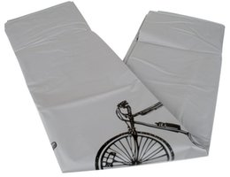 Wholesale Waterproof Motorcycle Cover L - Motorcycle Bike Bicycle Polyester Waterproof Protector Case Cover Grey L