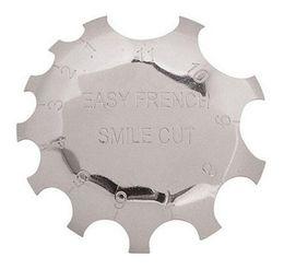 Tırnak sanat Manikür Kenar Düzeltici Kesici Makası Şekillendirme Araçları Tırnak Jel Kolay Fransız Gülümseme Hattı Tırnak Akrilik Araçları 11 Boyutları cheap french acrylic tool nereden fransız akrilik aleti tedarikçiler
