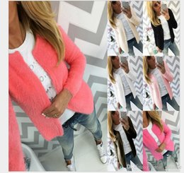 b4351d806588 loose arm sleeve Canada - Women Autumn Sweater 2017 Female Cardigan Solid Long  Sleeve Slim Open