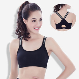 mujeres yoga sexy sports bra diseador fitness brasieres ropa interior push up yoga bras top underbust corset