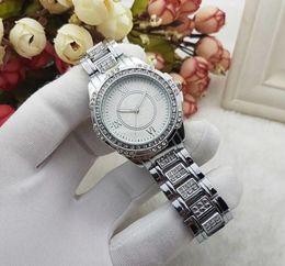 Wholesale Michael Gold Watches - Luxury Famous designer women rhinestone watches fashion luxury Dress Michael ladies watch Imitation Conch Dial Ma'am Watches wholesale 8868