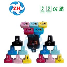 Wholesale Hp Ink Cartridge 363 - ZH 18X Ink cartridges 363 Compatible For HP363 3107 3108 3110 3210 3213 3214 3300 3308 3310 3313 3314 8230 8238 printer