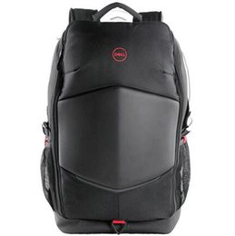 Wholesale Laptop Working Table - Dell backpack Shockproof computer rain cover daypack 14 15 laptop PC school bag Office work pouch Outdoor rucksack Sport day pack