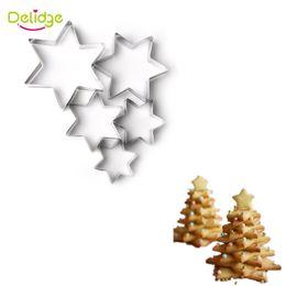 5 шт/комплект печенье плесень набор Звезда цветок в форме сердца печенье плесень из нержавеющей стали торт украшения плесень инструмент печенье резак плесень supplier wholesale star cookie cutters от Поставщики оптовые торты для печенья