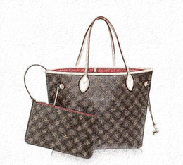 Wholesale Diamond Wallets Ladies - Hot Sell Newest Classic Fashion Style women's handbag Totes Lady Shoulder bag Composite Bag wallet N51106 #40157