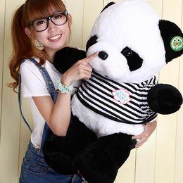 Wholesale Toys Bear Biggest - giant plush panda bear 55 cm 70 cm Biggest Lovely Soft Huge Giant panda high quality