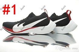 Wholesale Box Broken - 2017 Air Zoom Vaporfly 4% Fly SP Breaking 2 Elite Sports Mens Running Shoes For Marathon Fashion Men Athletic Trainer Sneakers Eur 40-45