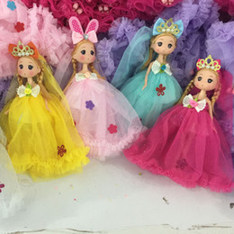 Wholesale Tin Car Toy Wholesale - 26cm 2016 new doll gift mini cute girl dolls Fashion Popular dolls girl gift dolls toys bag keychains decoraction Free shipping