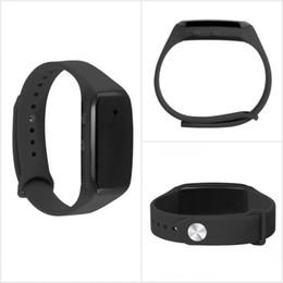 2019 reloj libre hd HD 1080P Smart Watch pulsera de goma Super cámara Mini Video Recorder Seguridad DVR videocámara portátil Nuevo Mini DV usable Envío gratis reloj libre hd baratos