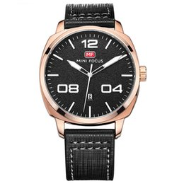 Wholesale Fast Calendar - Business alloy male watch quartz watch Europe and the United States fast sell through simple calendar table