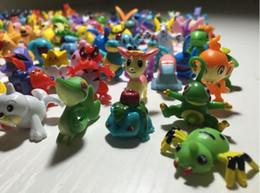 juguetes de enredo Rebajas Juguete de navidad para bebé juego de regalo de anime Pocket Monster Toys platic figuras de acción muñecas películas de juguete monstruo artículos de tapicería juguetes