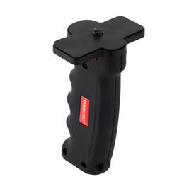"Wholesale Dslr Screw - Free shipping Wide Platform Pistol Grip Camera Handle Grip with 1 4"" Screw for SLR DSLR DC Canon Nikon Sony Cameras"
