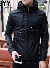 Wholesale Men Coat Xxl - 2017 IsLand Men Brand Fall Jacket Coat Thin Type Of Cultivate One's Morality Leisure S - 3XL