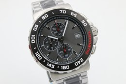 Wholesale Calibre 16 Sapphire - luxury brand watch calibre 16 new limited quartz chrono mens watch sapphire glass original clasp sports TWO TOME mens watches free Shipping
