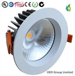 Wholesale 12w Led Downlight Inch - 12W 1200lm 3 Inch LED Downlight with UL TUV CB CE SAA CE Approved with 3years warranty