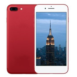 Wholesale Goophone i7 i7 Plus inch G RAM G ROM fingerprint Touch ID android shown Octa Core G LTE Unlocked Smartphones