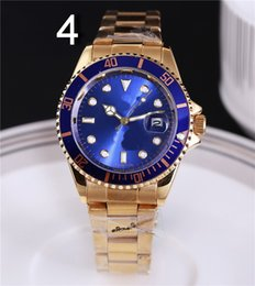 Wholesale Cheap Stainless Gold Watch - luxury Quartz Big Bang hot man date brand new drop shipping Mechanical cheap High quality diving master men watch sports Men's Watches #019