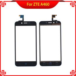 Touch Screen Digitizer per ZTE A460 460 ZTE Blade L4a Sconto promozionale Colore nero Sostituzione Touch Panel per cellulari da