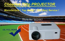 Wholesale Led Low Cost - low cost led proyector hdmi 1080p with multimedia interfaces AV VGA LCD panel for home theater KTV bar school education shop