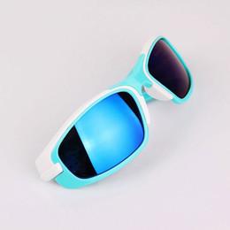 Wholesale Red Frame Safety Glasses - 2017 hot selling New designer could bedisassembly Sport Infant Baby Kids Polarized Sunglasses Children Safety Coating Glasses Sun UV400 Fash